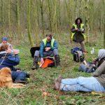 Raincliffe Meadow,Scarborough Conservation Volunteer
